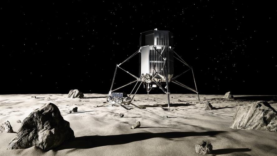 Japonský startup míří na Měsíc, pomocí raket SpaceX tam poletí už za dva roky