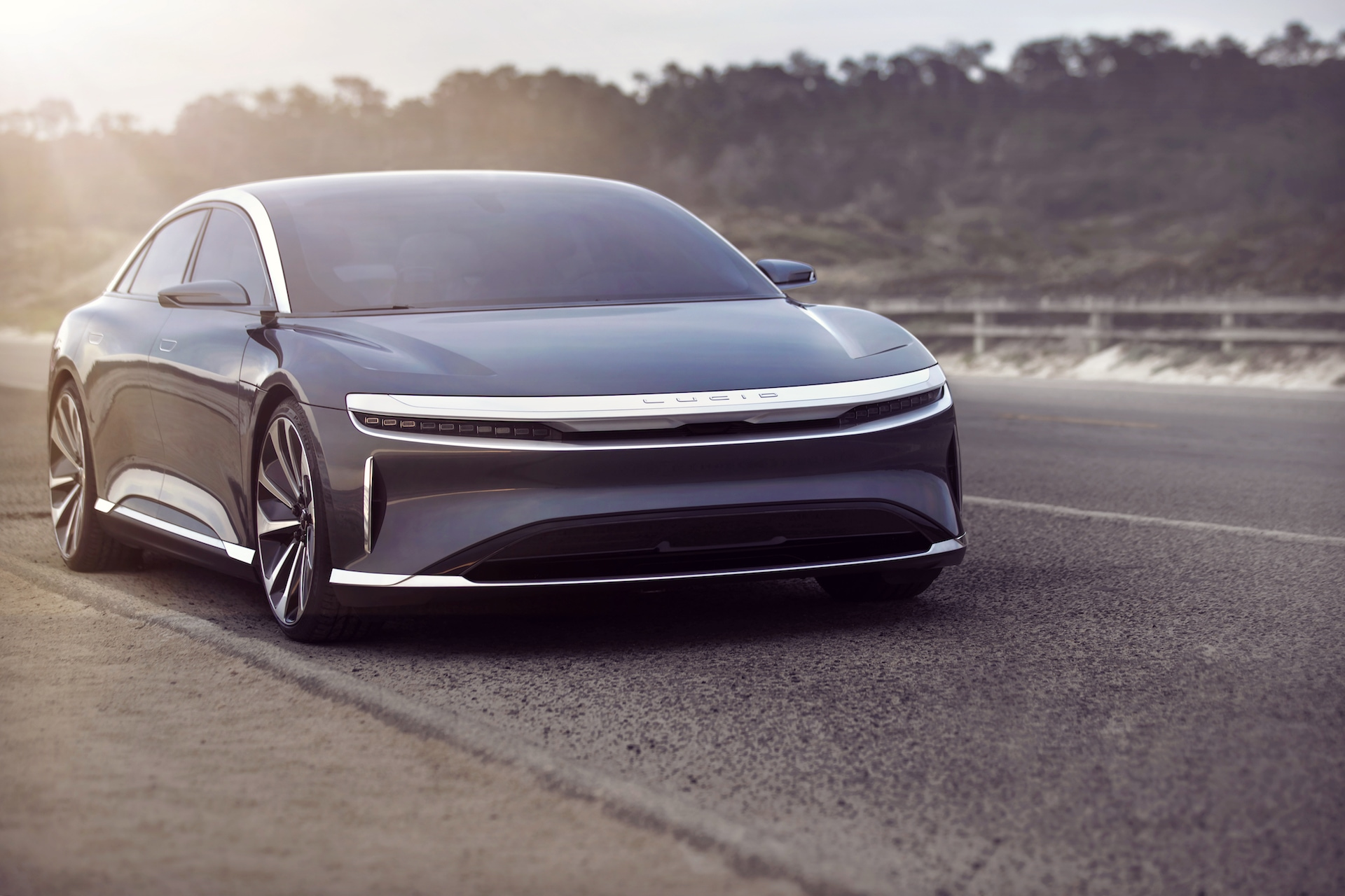 Elektromobil Lucid Air