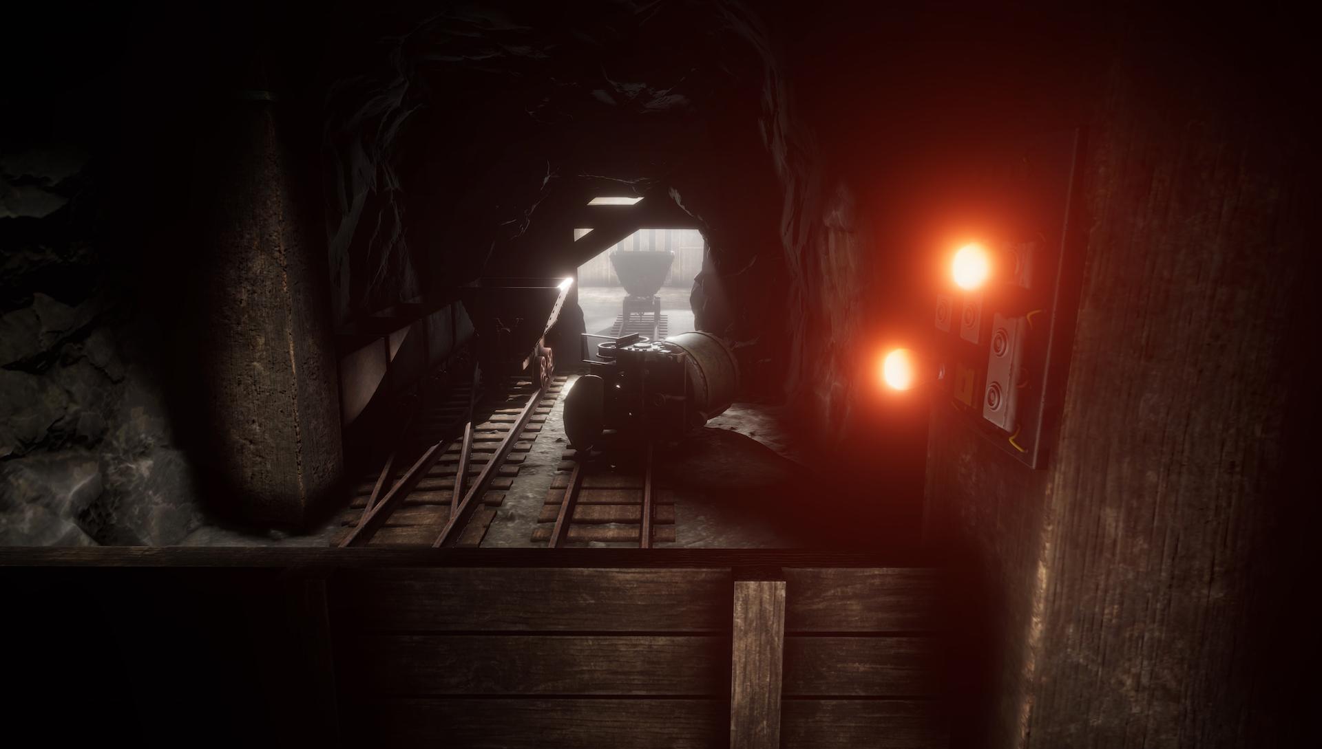 Záběry z herní VR atrakce Mission Blue Effect od DIVR Labs