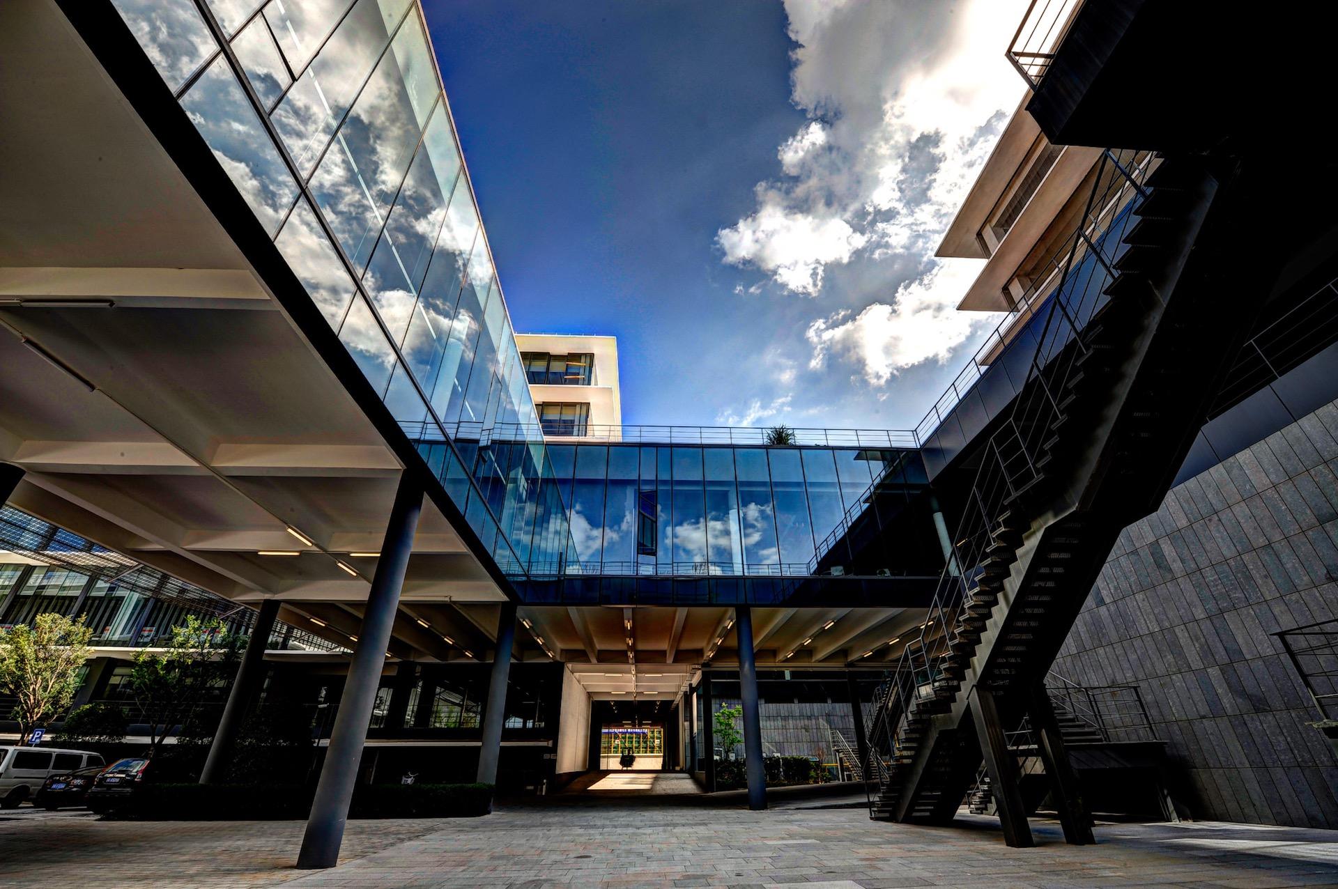 Sídlo Alibaby v čínském Chang-čou