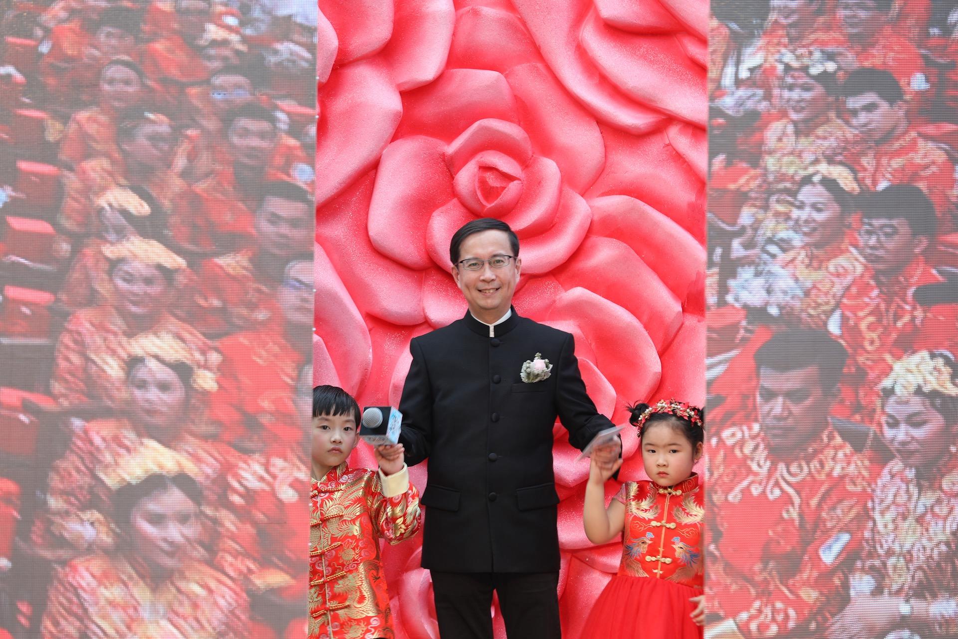 Daniel Zhang, současný CEO Alibaby