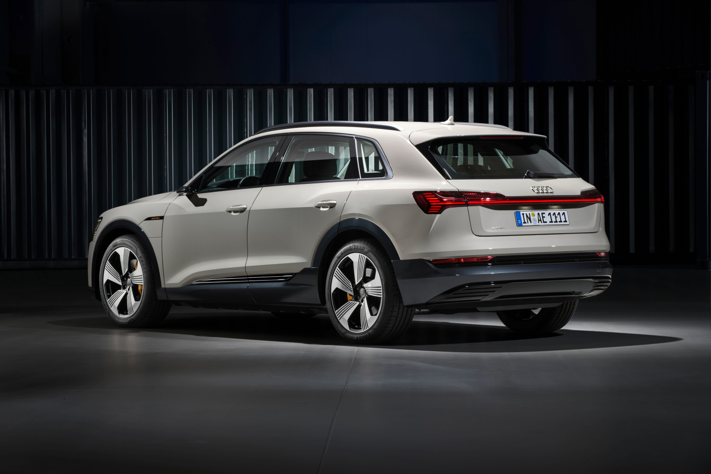 Elektrické SUV Audi e-tron