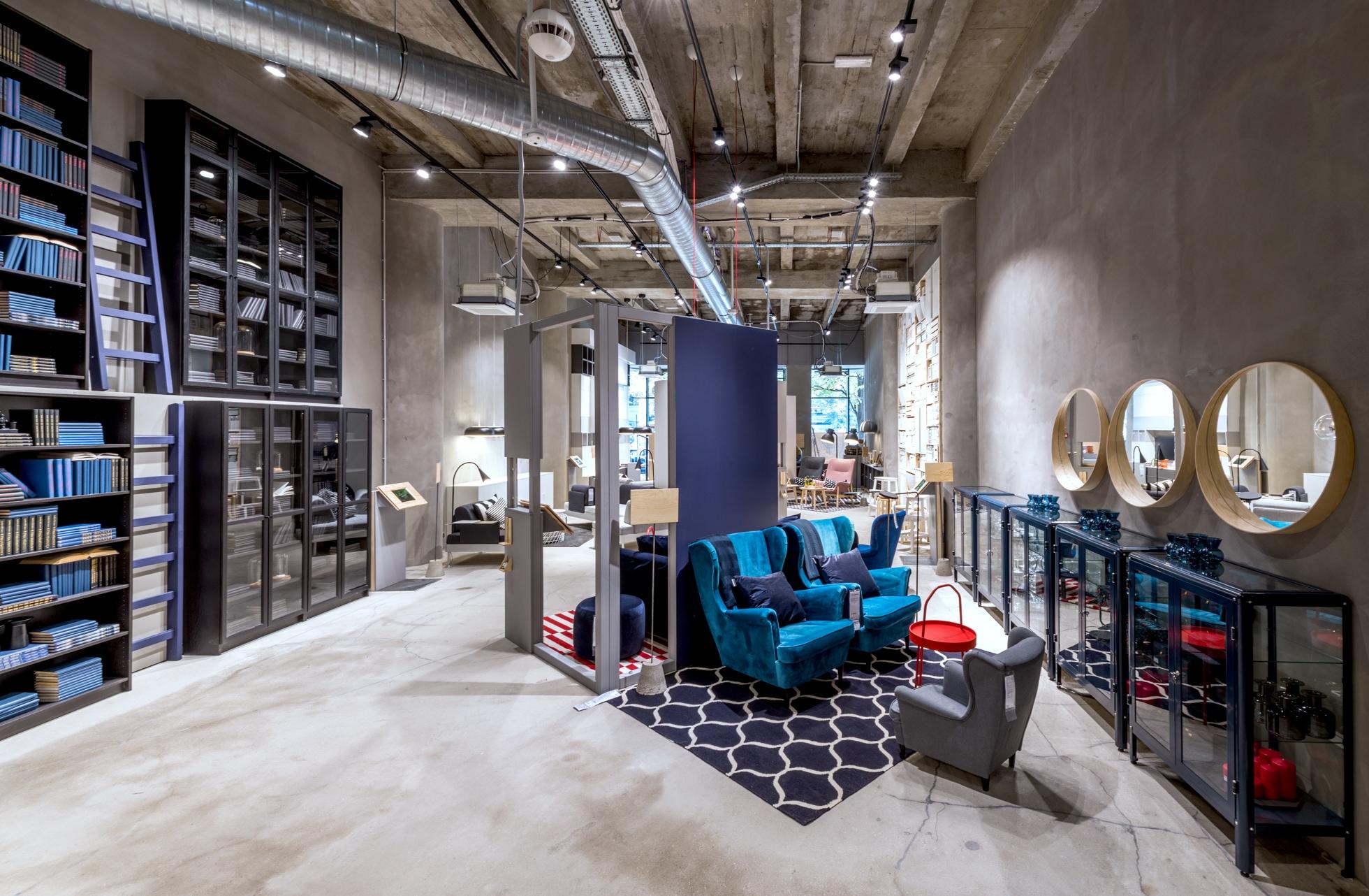 IKEA Point ukazuje inspiraci pro obývací pokoje