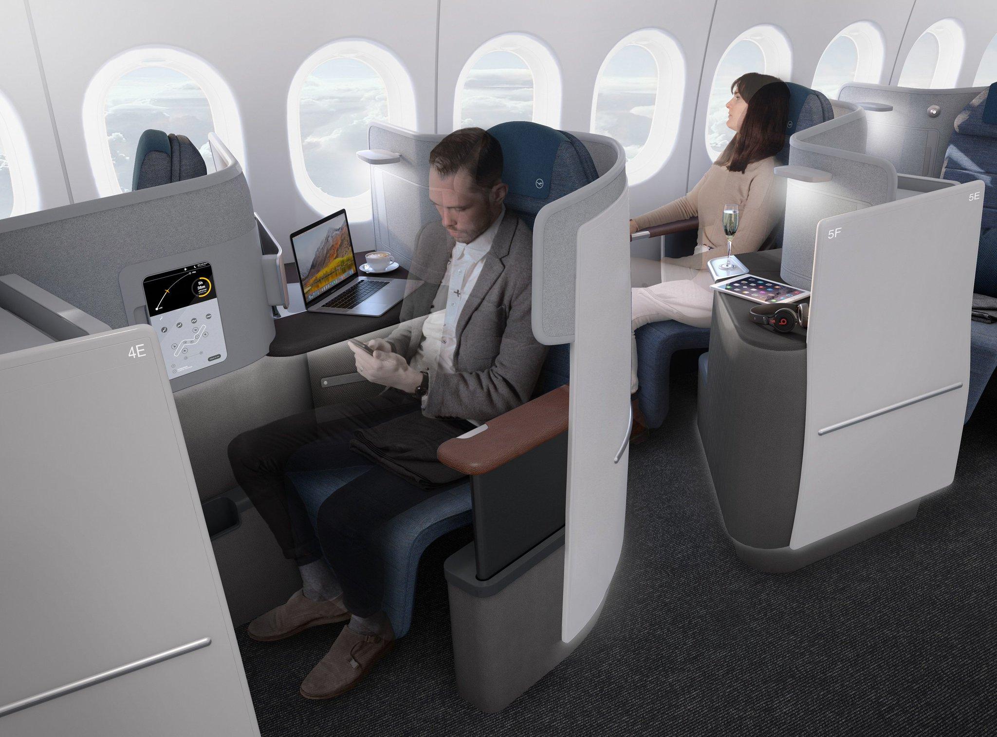 Boeing 777X nabídne prostor až pro 220 cm vysoké jedince