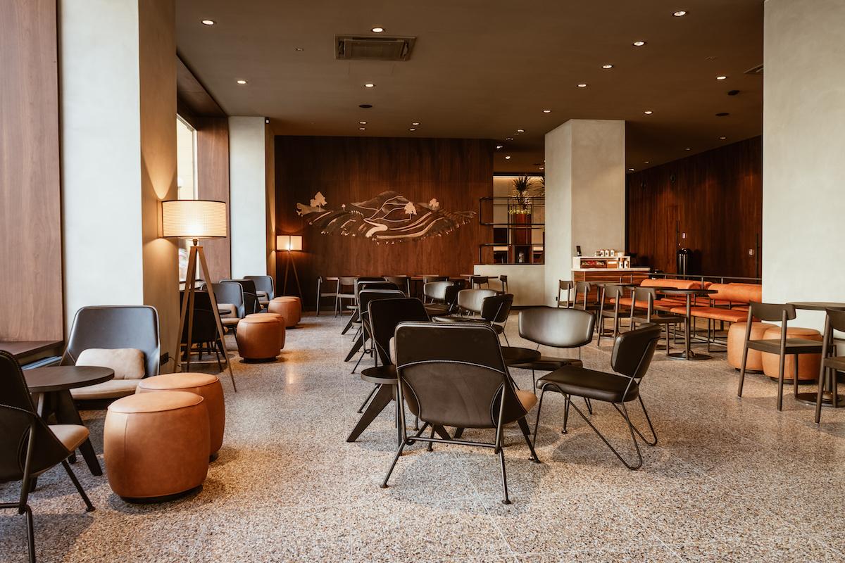 První Starbucks Reserve v Praze