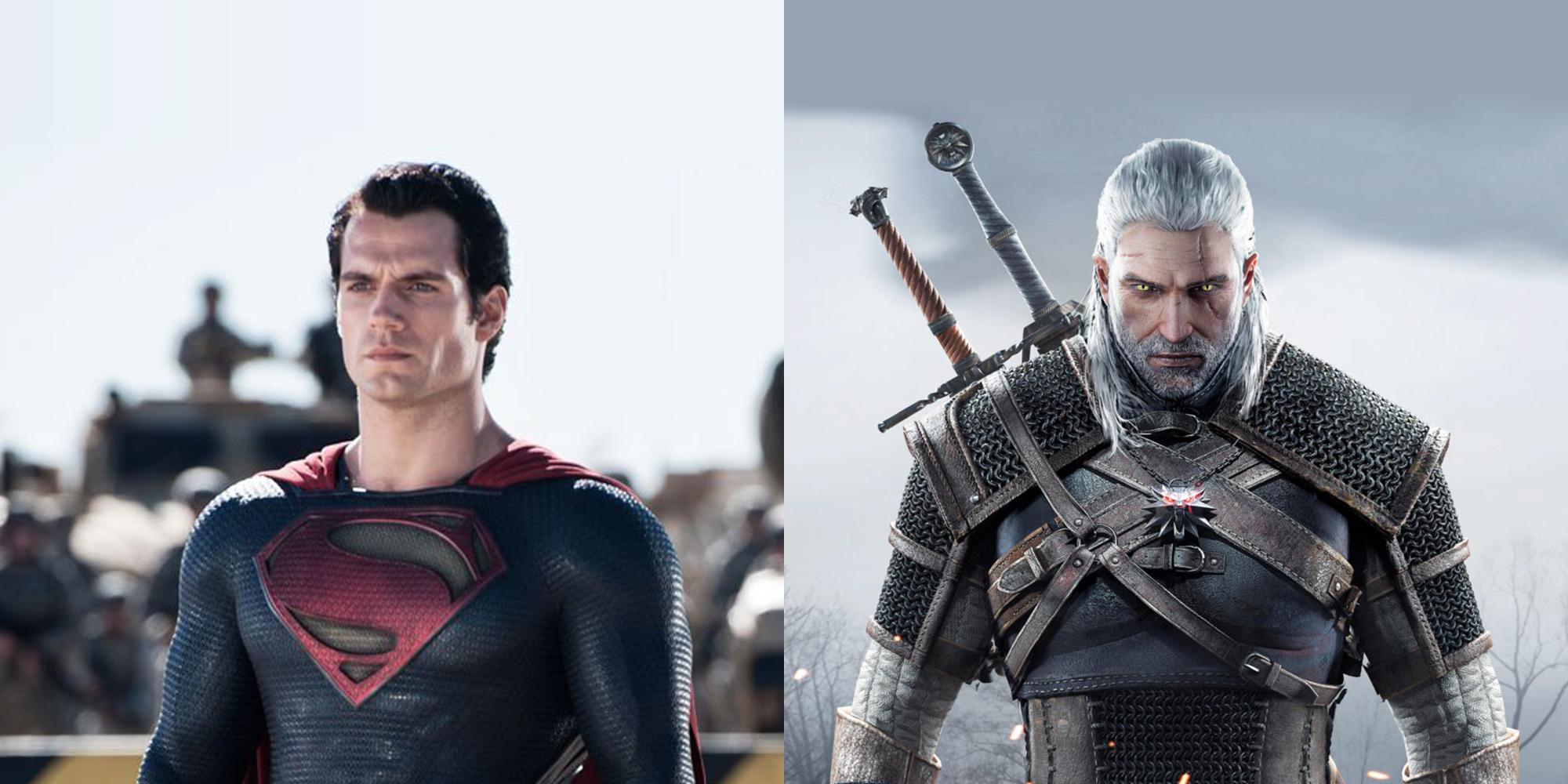 Filmový Superman si zahraje hlavní roli v jednom z nových seriálů Netflixu – Zaklínač.