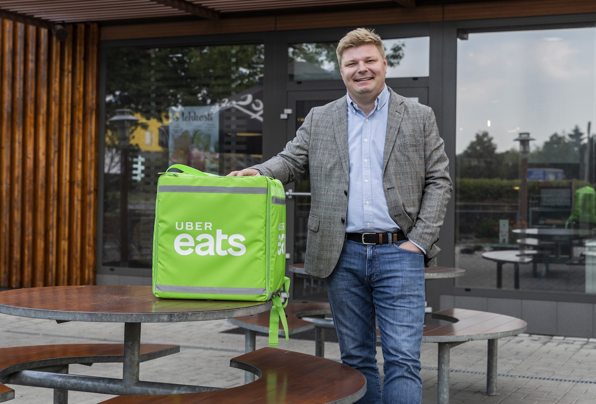 Tomasz Rogacz, generální ředitel McDonald's Česká republika a Slovensko