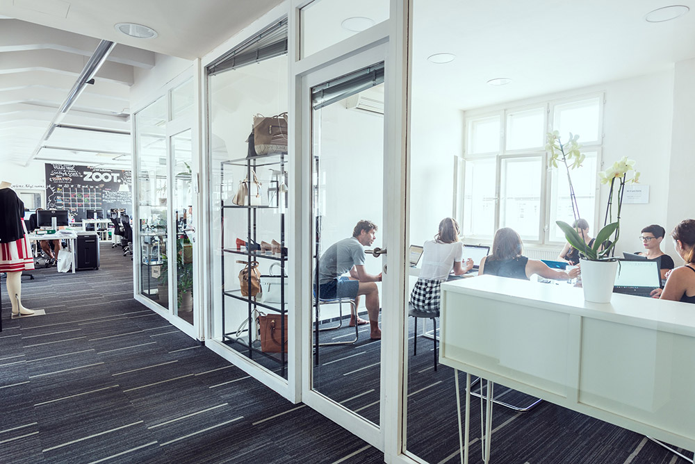 Kanceláře Zootu