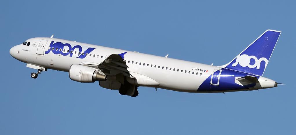 Aerolinka pro mladé Joon na trase mezi Prahou a Paříží nahrazuje Air France