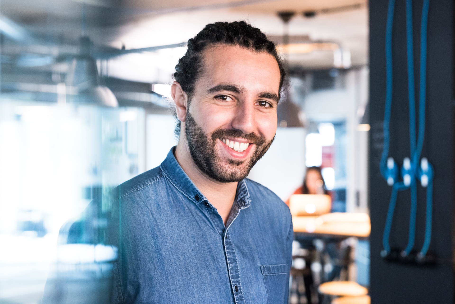 Tarek Müller, spoluzakladatel a co-CEO About You
