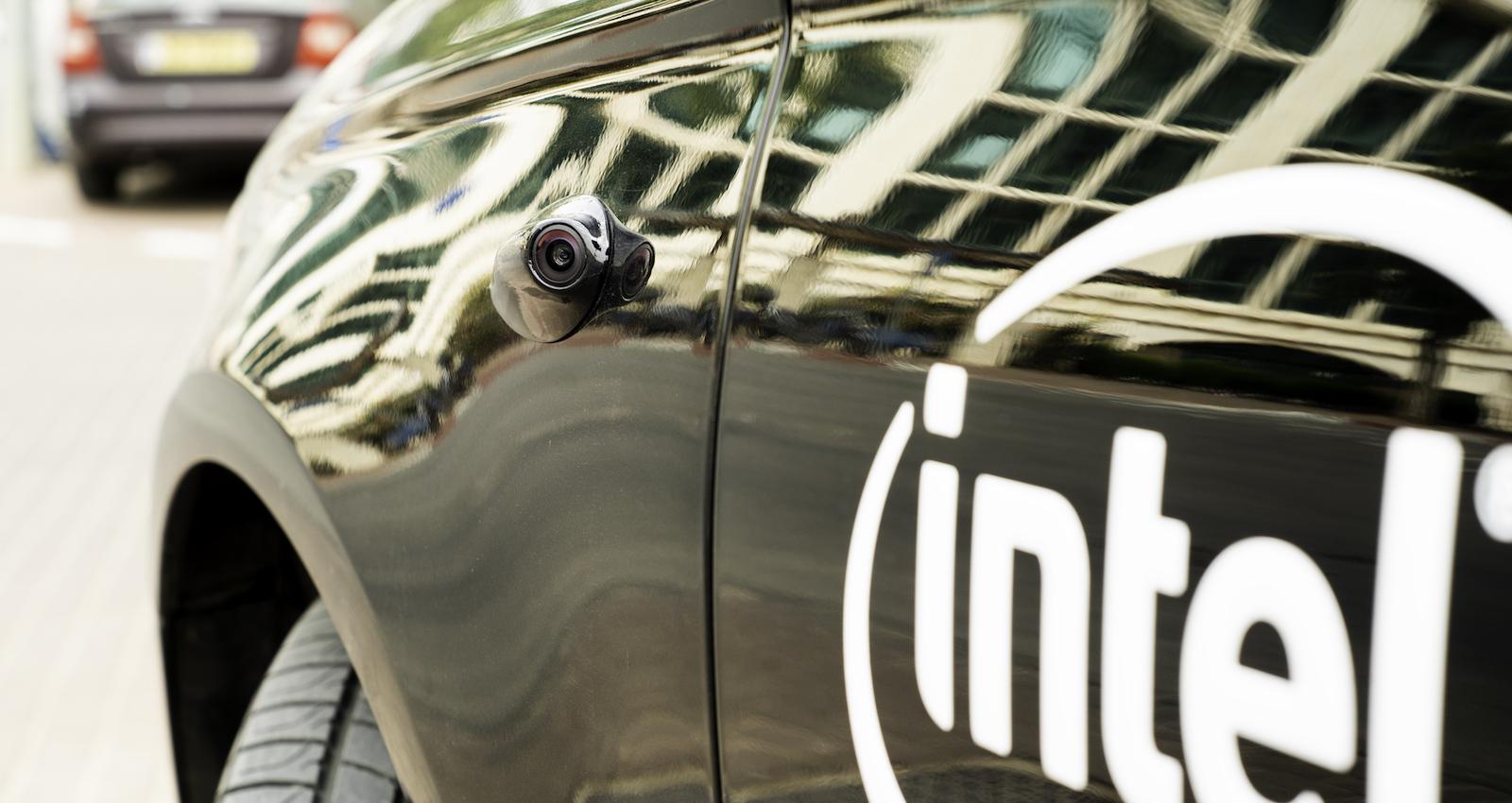 Intel a Mobileye již testují autonomní vozy se 12 zabudovanými kamerami v Jeruzalémě