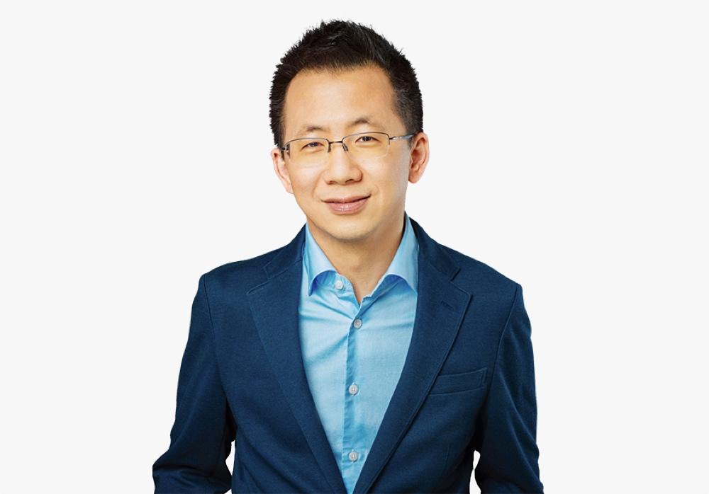 Yiming Zhang, zakladatel a CEO ByteDance