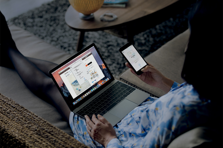S Apple Pay jde jednoduše nakupovat také na internetu