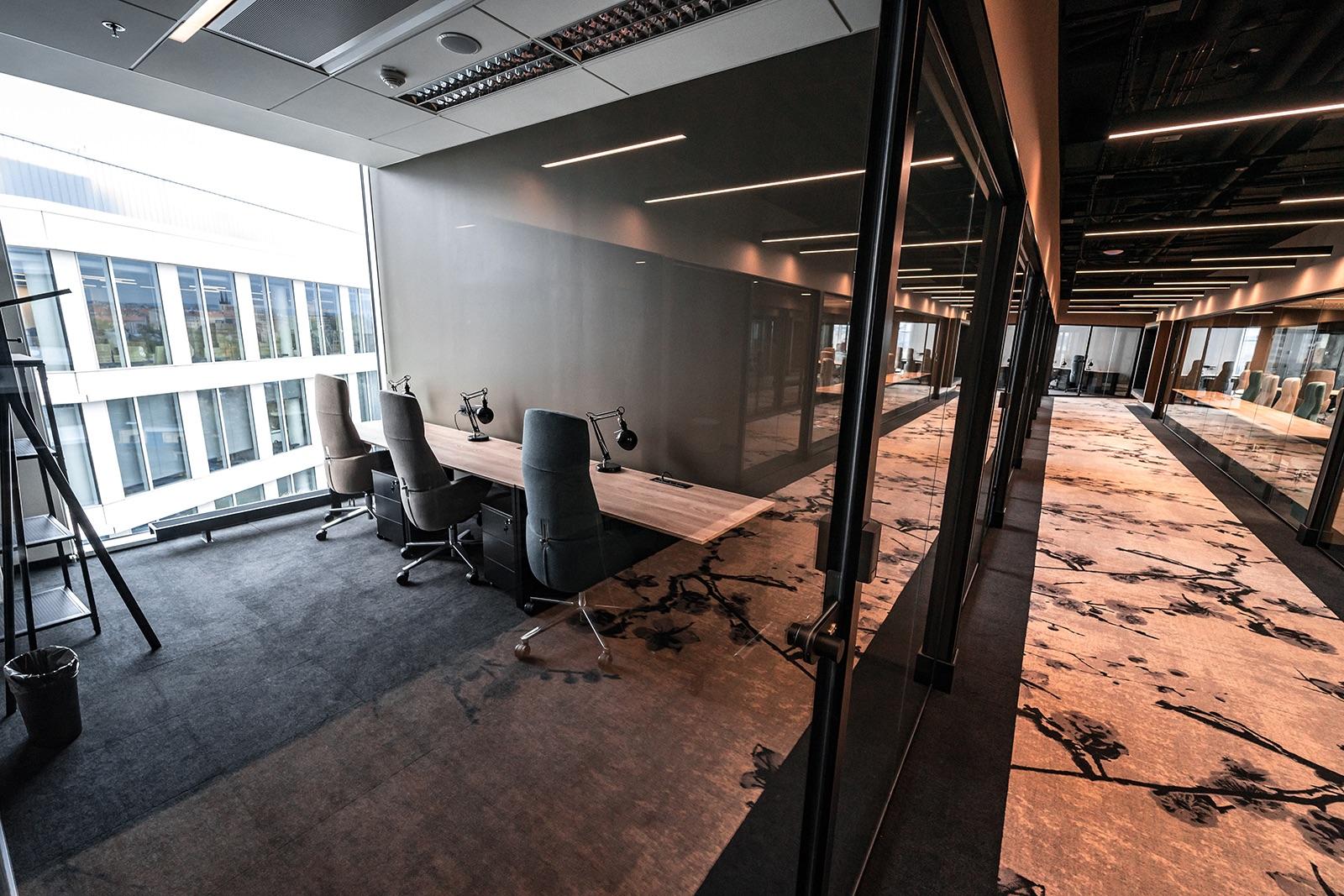 Soukromé kanceláře