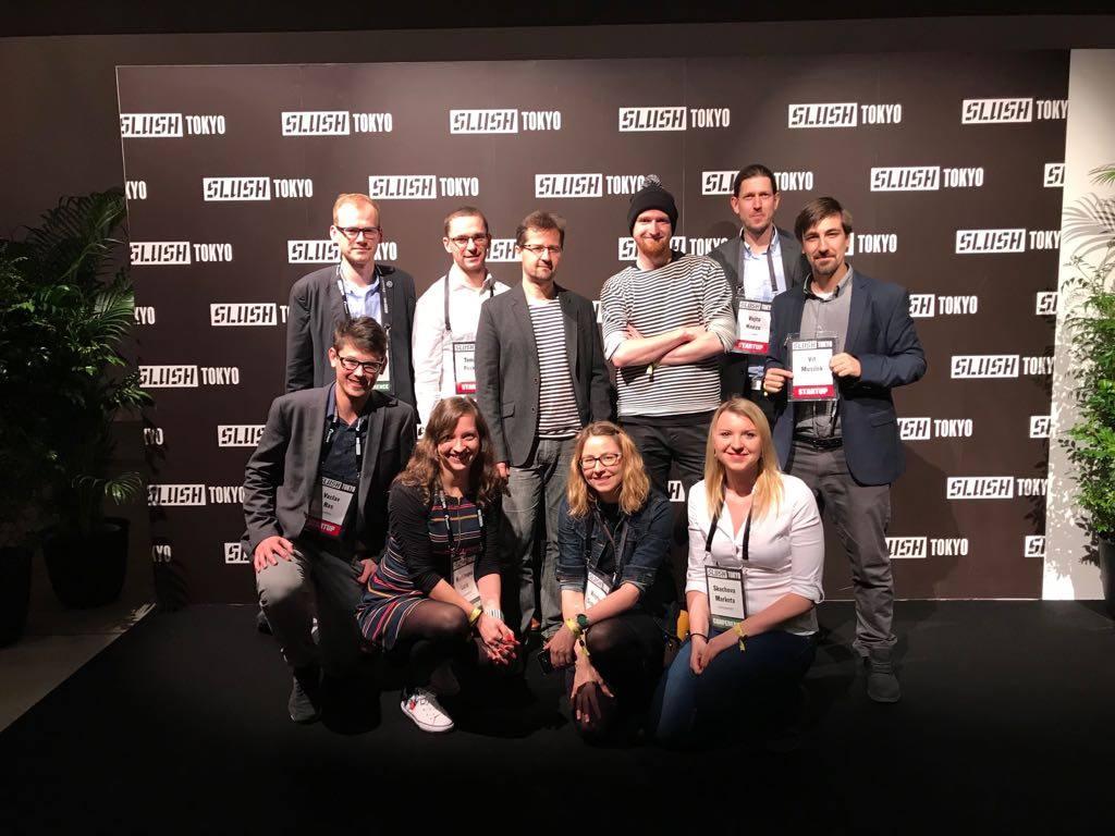 Startupy v programech CzechInvestu na konferenci Slush