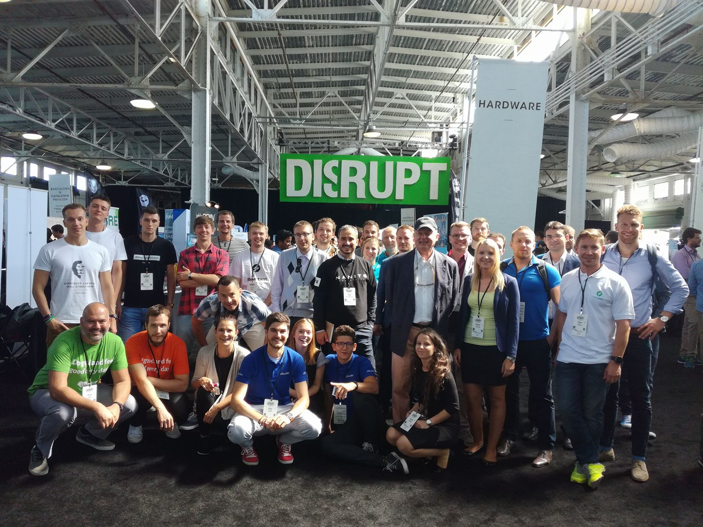 Startupy v programech CzechInvestu na TechCrunch Disrupt