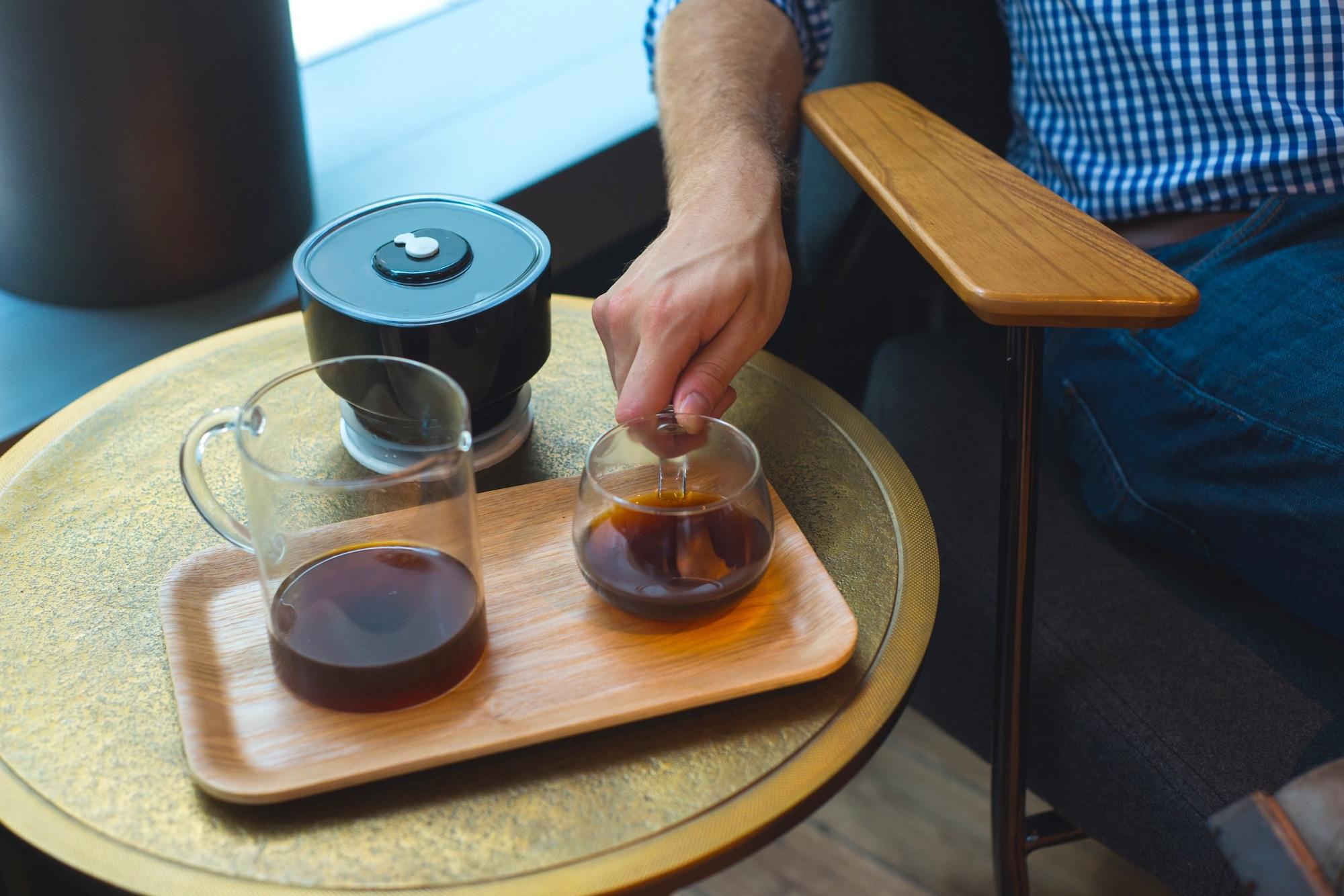 FrankOne je první kávovar vyrobený v Kolumbii, jedné z nejzásadnějších zemí, co se týče produkce a distribuce kávy