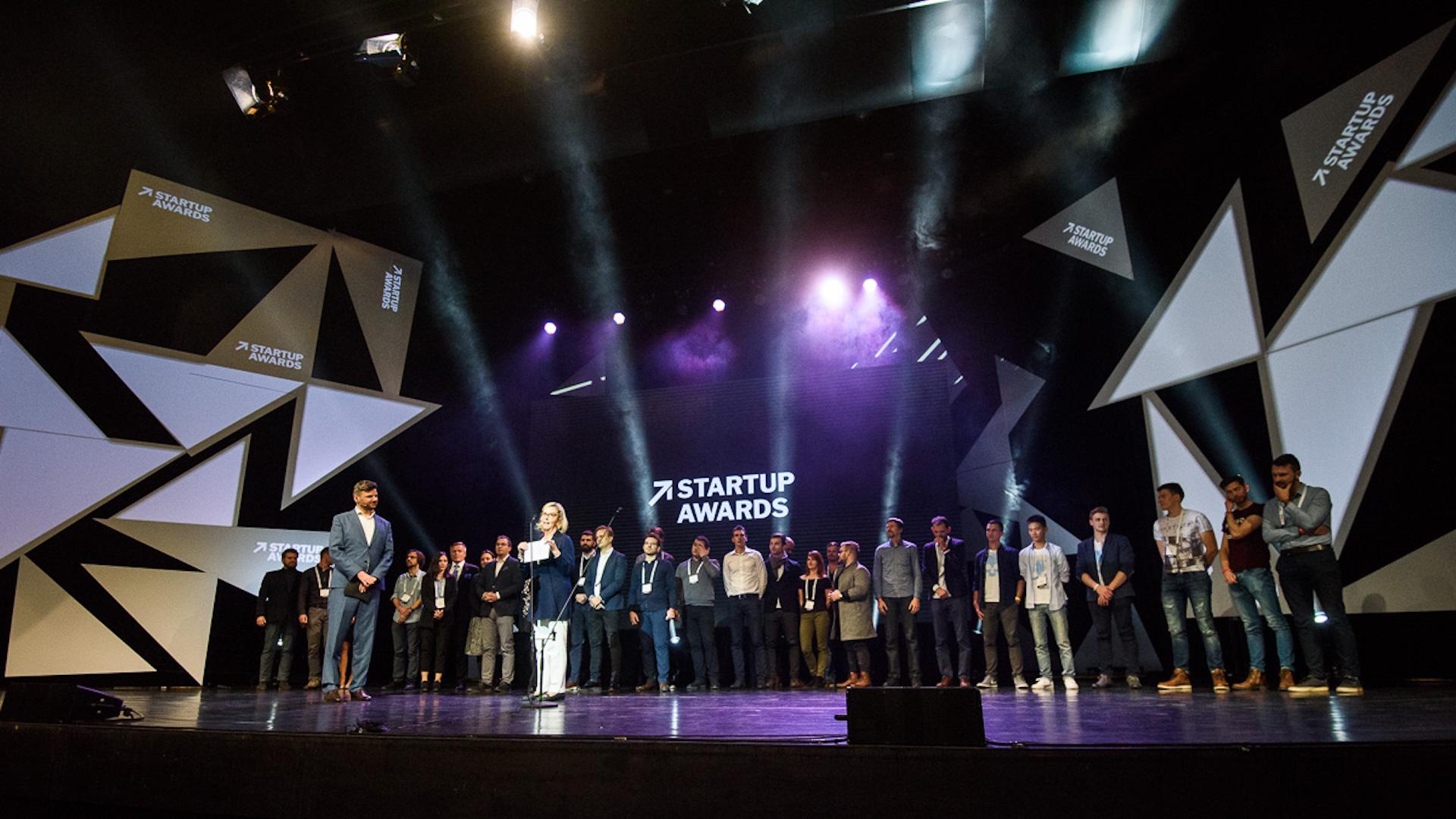 Soutěž Startup Awards je letos otevřena pro startupy z celé střední Evropy