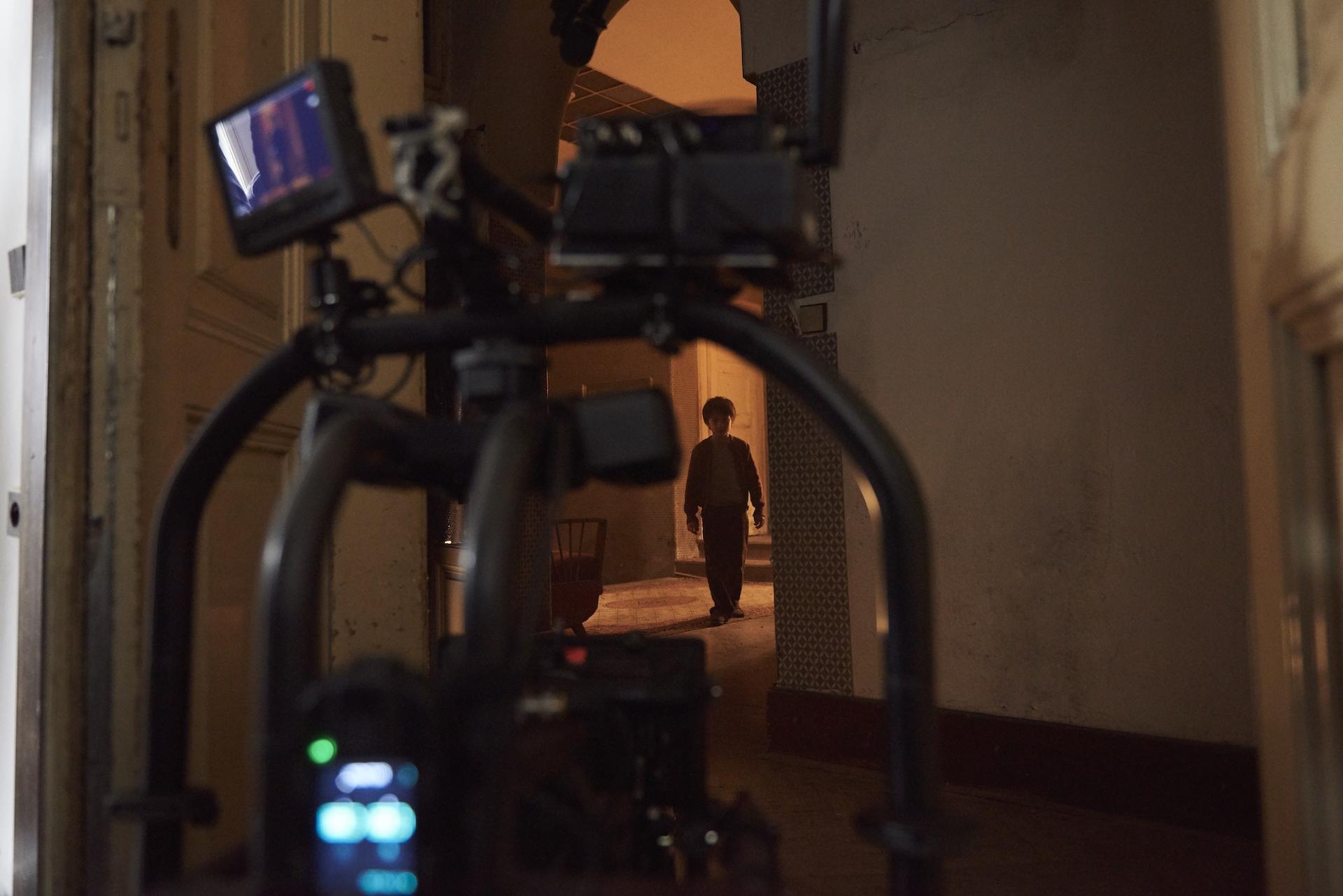 Natáčení seriálu Haunted pro Netflix probíhalo v České republice