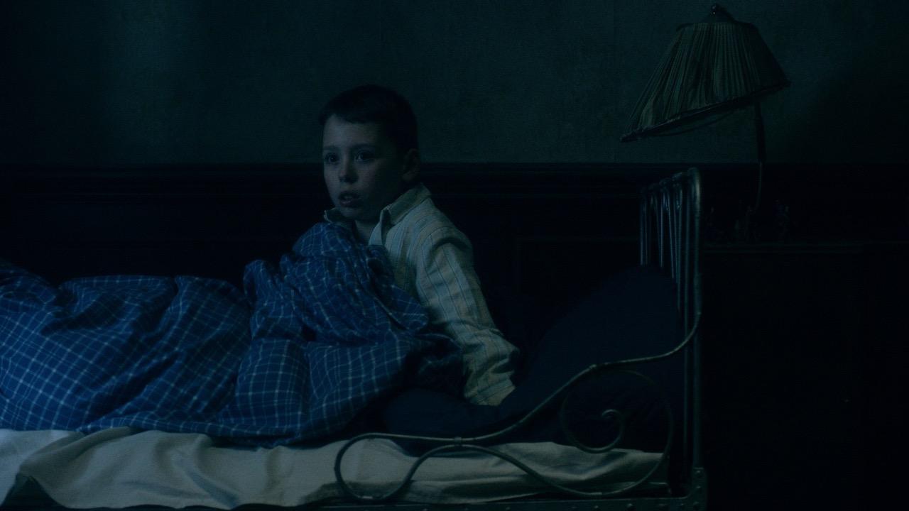 Záběry ze seriálu Haunted