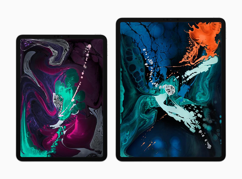 Nový 11palcový a 12,9palcový iPad Pro