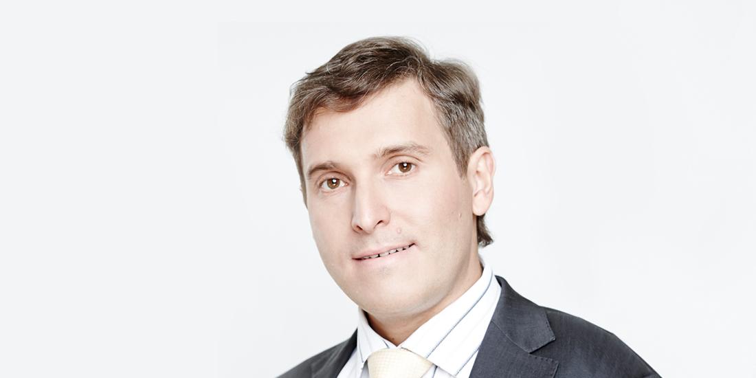 Předseda představenstva Expobank CZ Ilya Mitelman