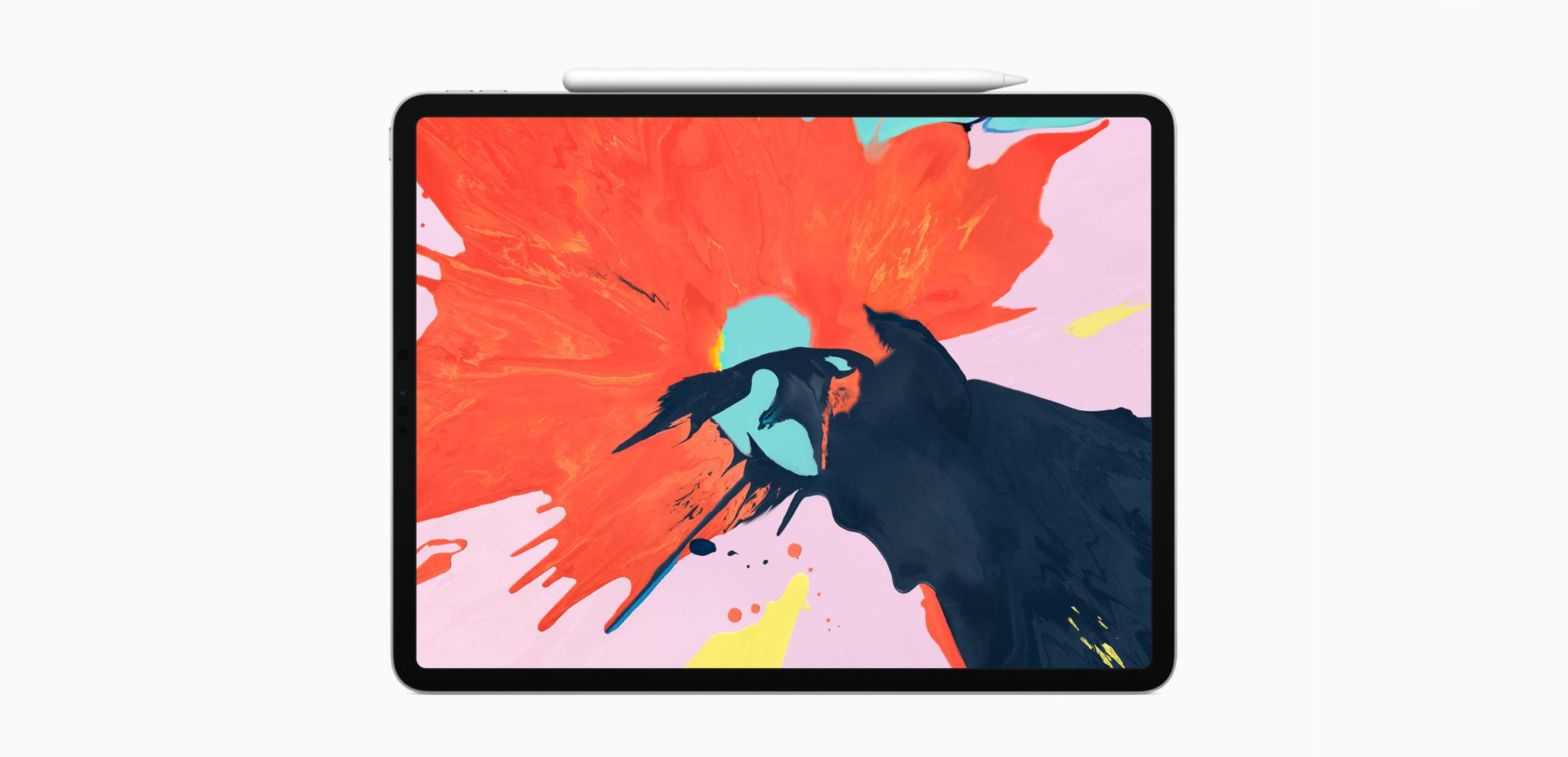 Nový iPad Pro s tenkým rámečkem a s Face ID
