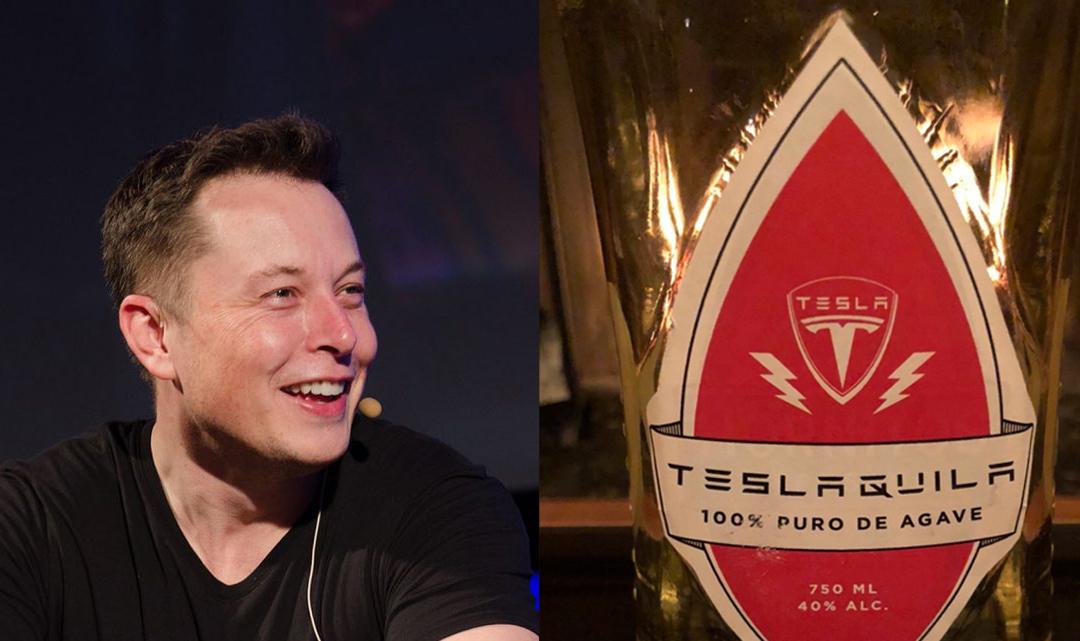 Elon Musk potvrdil, že jeho automobilka začne prodávat vlastní alkohol s názvem Teslaquila