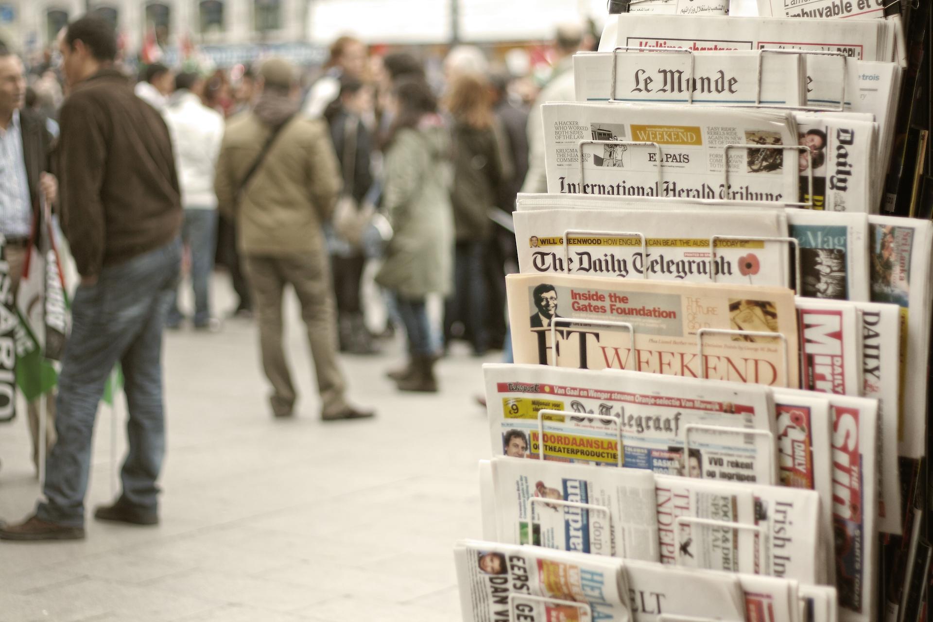 Francouzský Le Monde patří mezi nejuznávanější deníky na světě
