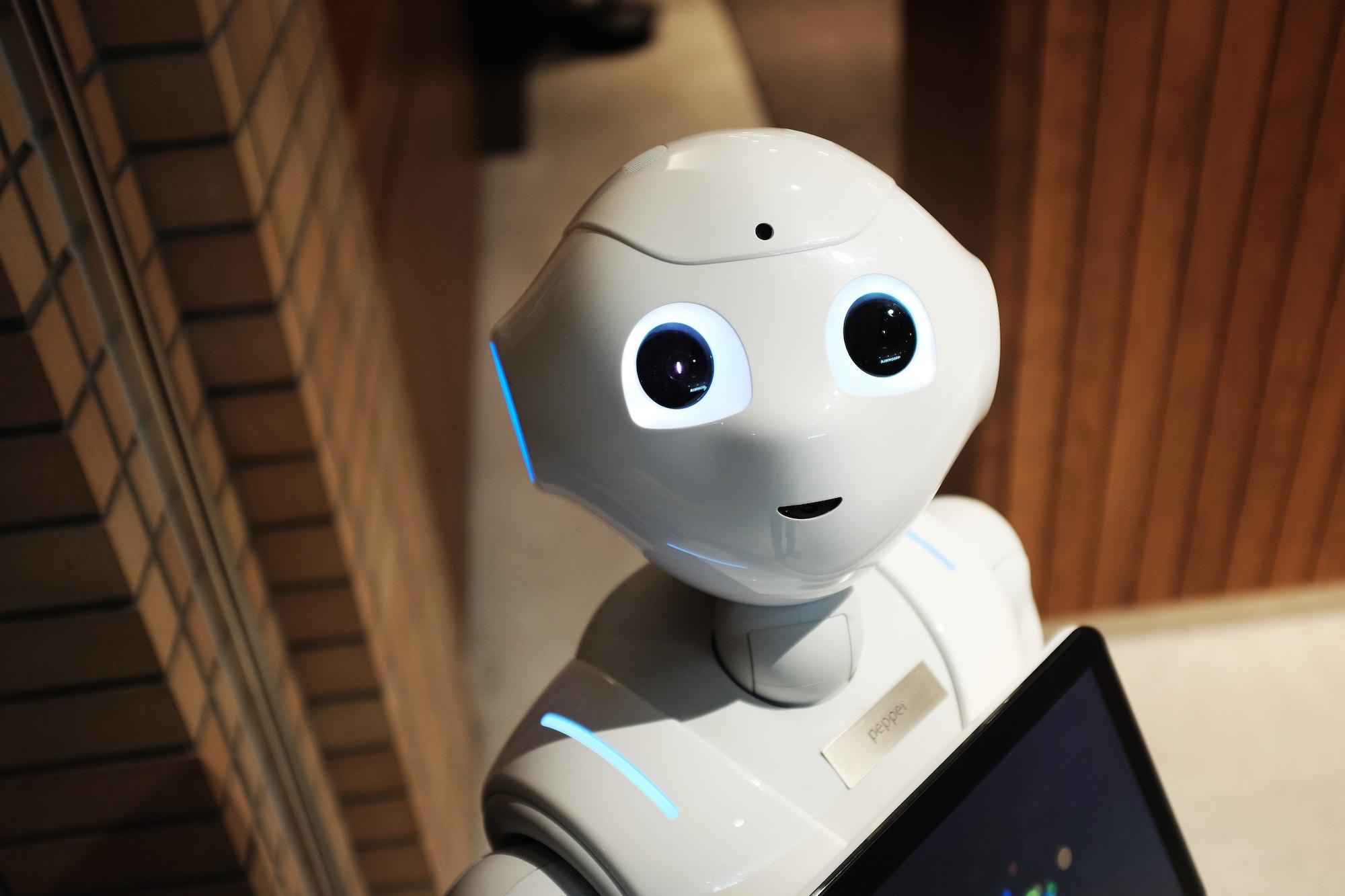 Humanoidní robot Pepper