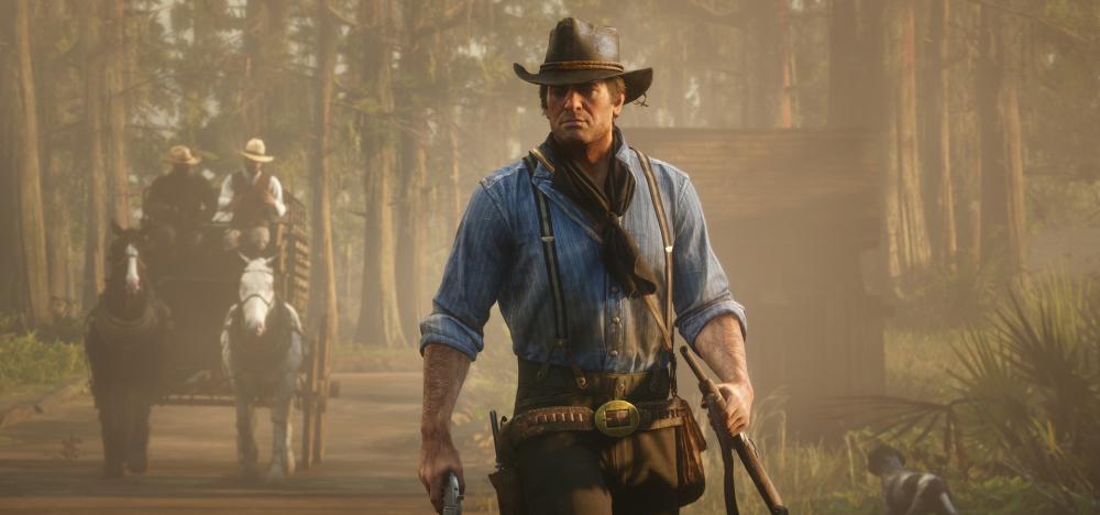 Herní revoluce je na obzoru. Rockstar Games za dva týdny vydají Red Dead Redemption 2