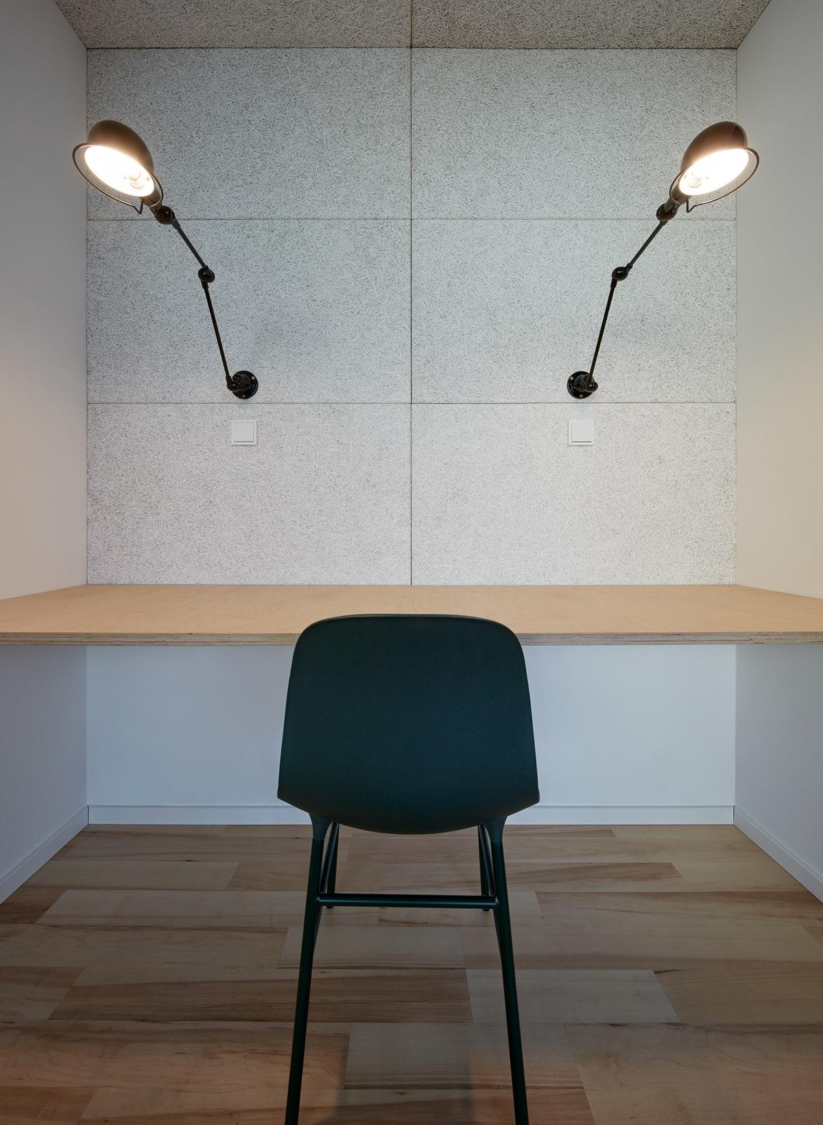 Privátní kancelář/Privátní pracovní prostor
