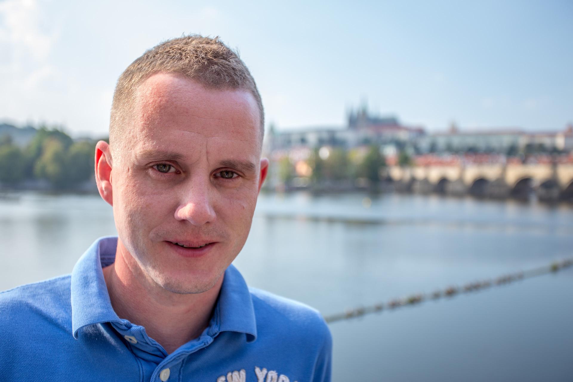 Ondřej Gazda, spoluzakladatel a CEO Integromatu