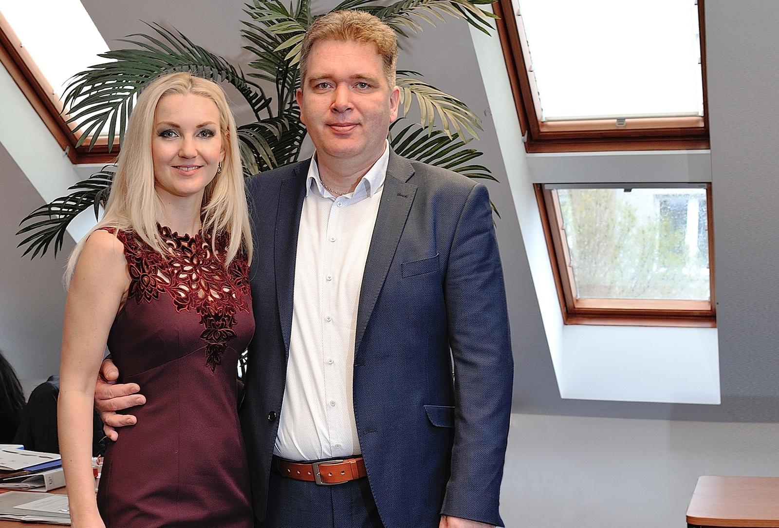 Kamila Paličková a Ota Janda, spolumajitelé F&P Consulting