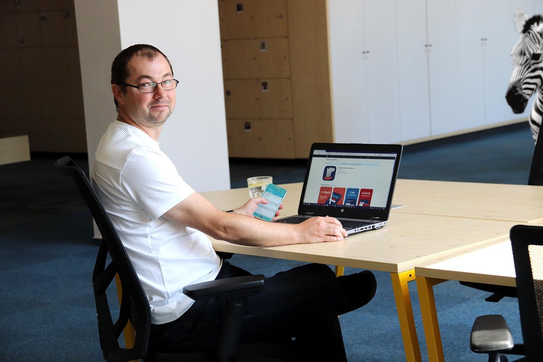 Radek Budař, Senior IT Analyst v Zonky