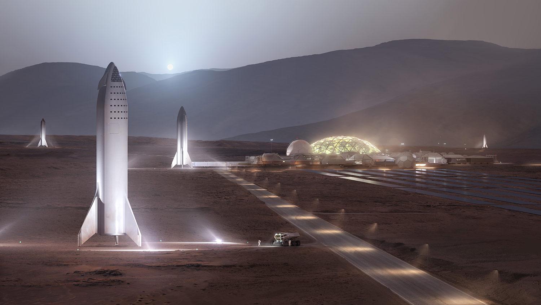 Elon Musk má v plánu se SpaceX kolonizovat Mars