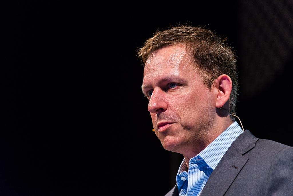 Miliardář Peter Thiel, který si svůj bunkr postavil na Novém Zélandu