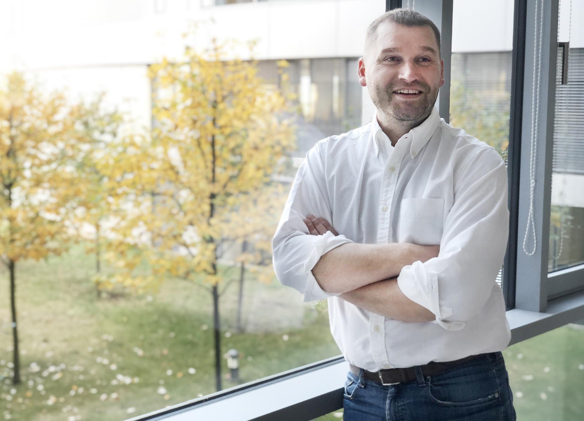 Tomáš Jeřábek, CEO Košík.cz
