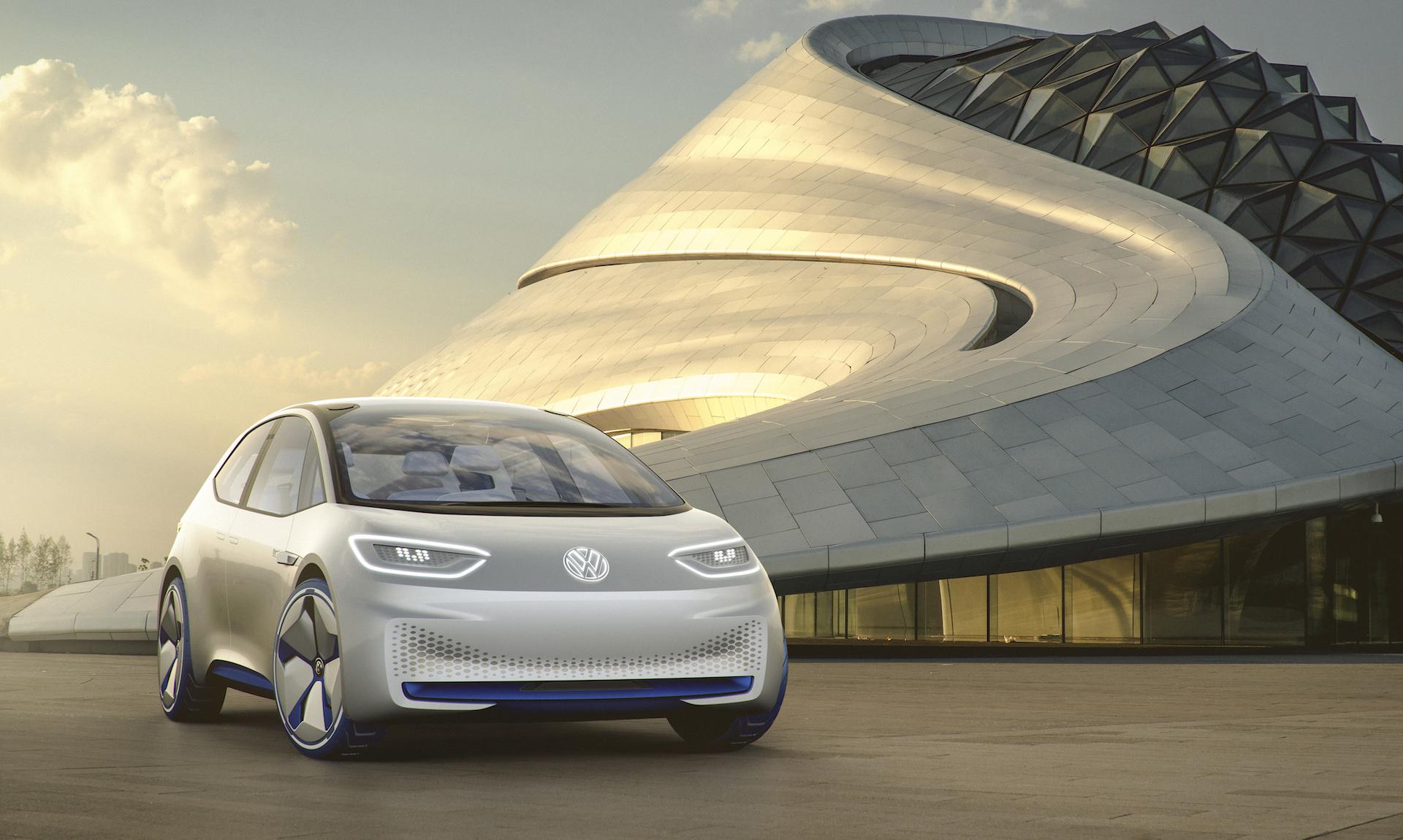 Koncept vozu Volkswagen ID