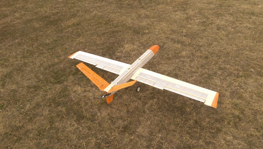 Letadlo Davida Doubravy