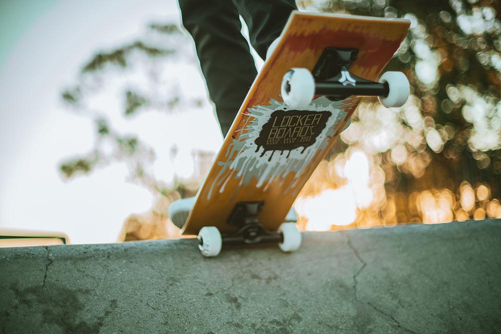 Locker Board