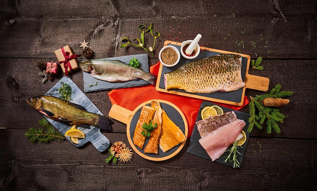 Více než tradiční ryby jako kapr táhla na Rohlíku exotika