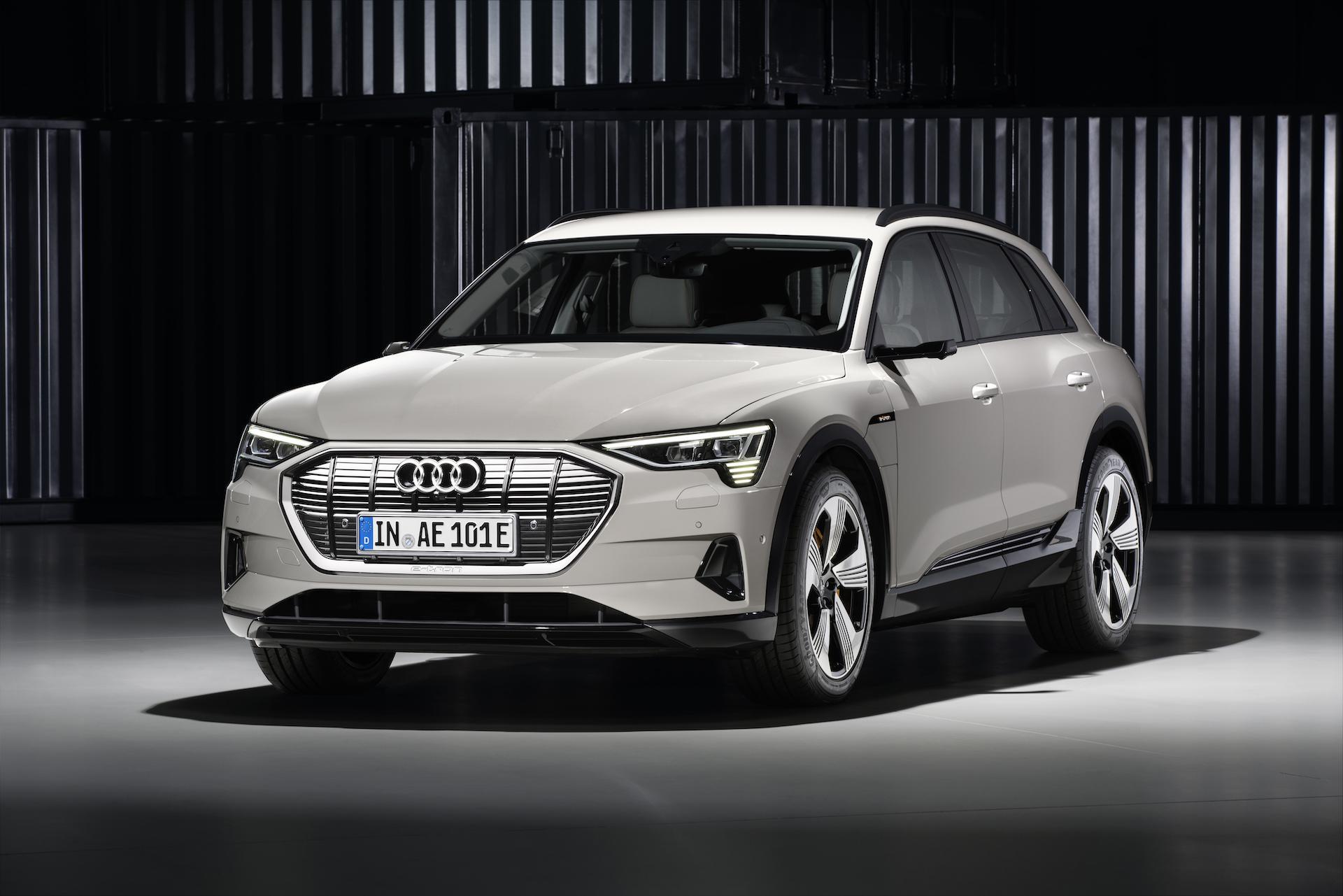 Elektrické Audi e-tron