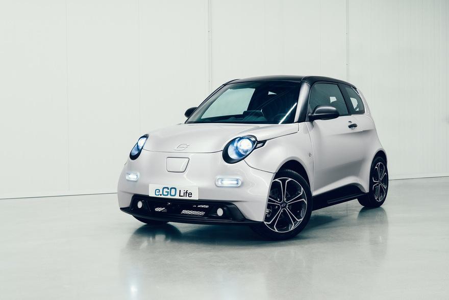 Elektromobil e.GO Life