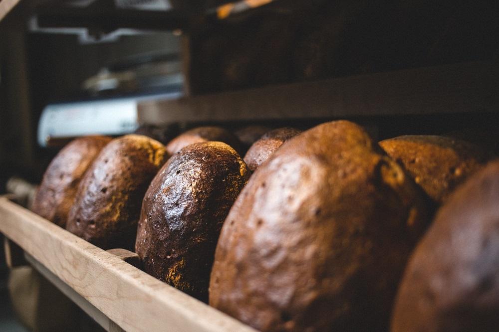 Vyhlášený chléb z Esky