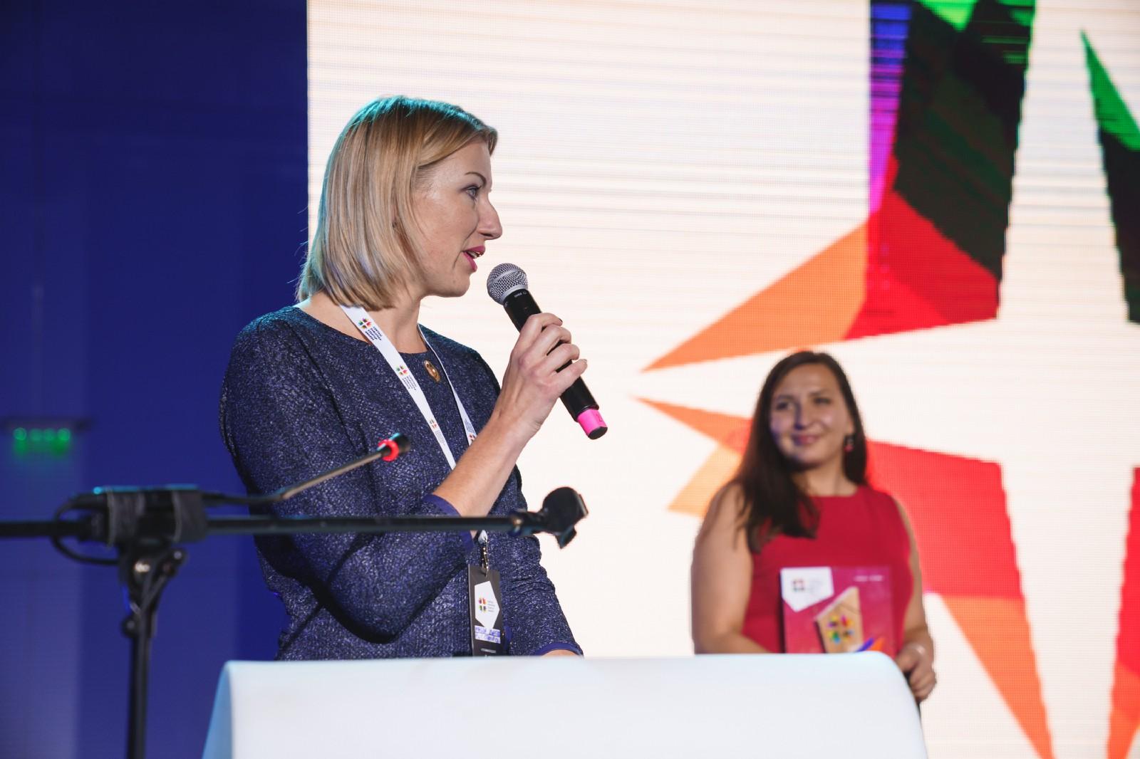 Magdalena Kwoska z polského Startup Collideru