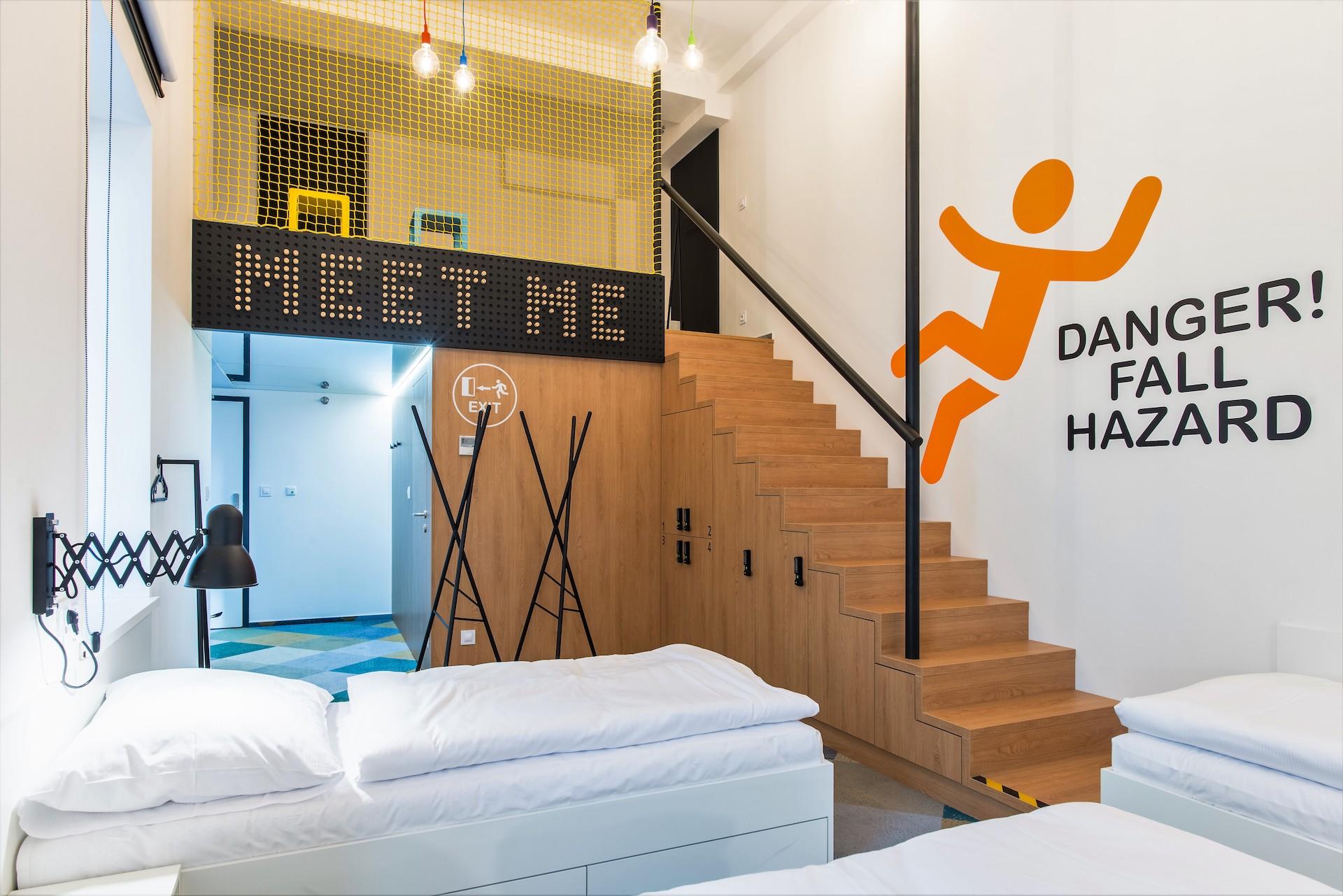 Hostelový pokoj v MeetMe 23