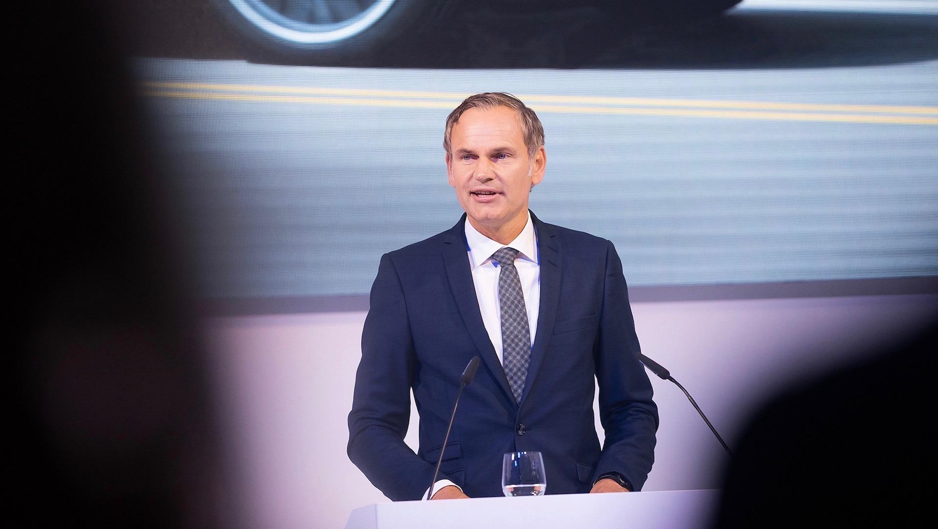 Šéf Porsche Oliver Blume