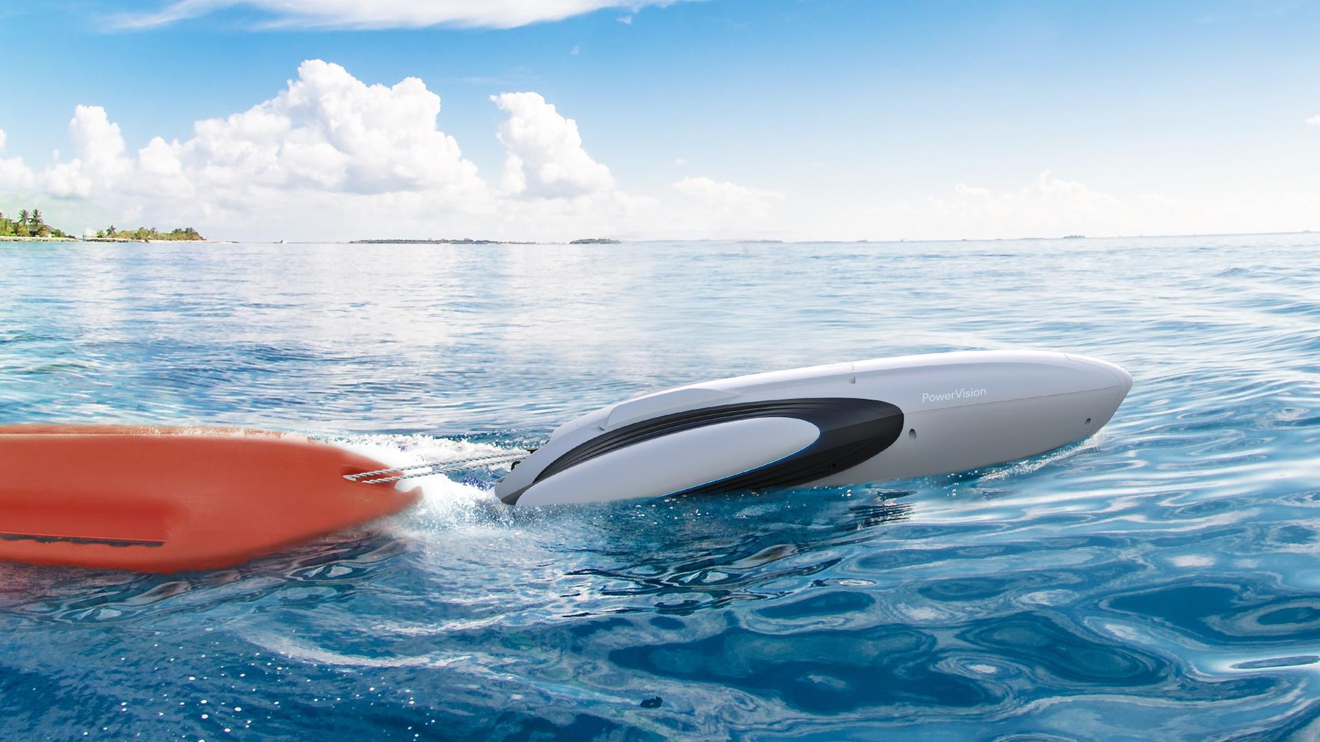 PowerDolphin umí fungovat jako záchranář