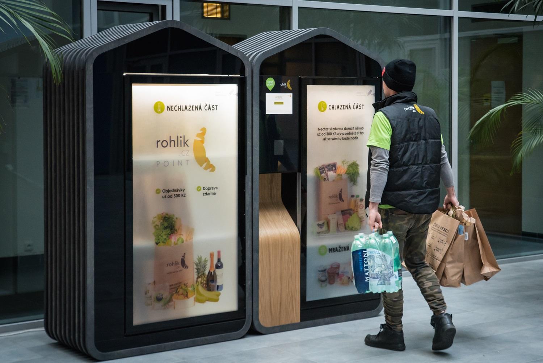 Minimální nákup v Rohlík Pointu je 300 korun